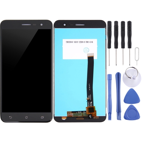 LCD Screen and Digitizer Full Assembly for Asus ZenFone 3 / ZE520KL (Black)