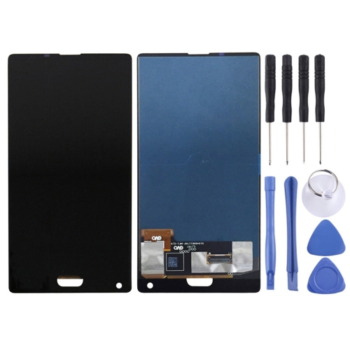 LCD Screen and Digitizer Full Assembly for Doogee MIX(Black)