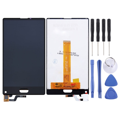 LCD Screen and Digitizer Full Assembly for Doogee MIX Lite(Black)