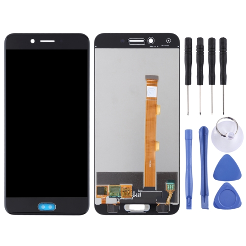LCD Screen and Digitizer Full Assembly for OPPO A77(Black)