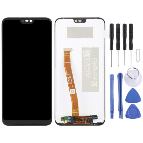 где купить LCD Screen and Digitizer Full Assembly for Huawei Nova 3e / P20 Lite дешево