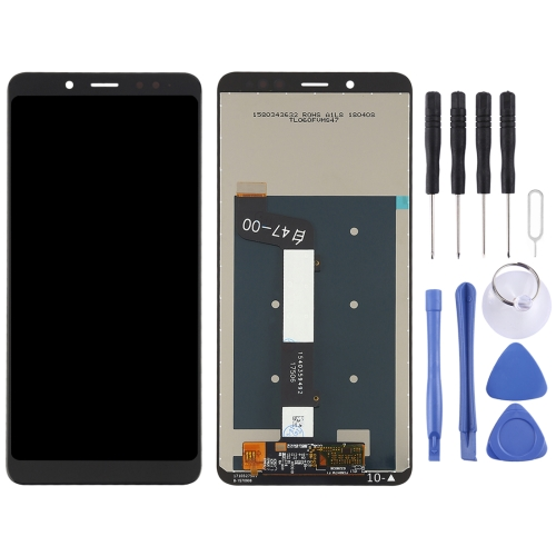 LCD Screen and Digitizer Full Assembly for Xiaomi Redmi Note 5 / Note 5 Pro(Black)