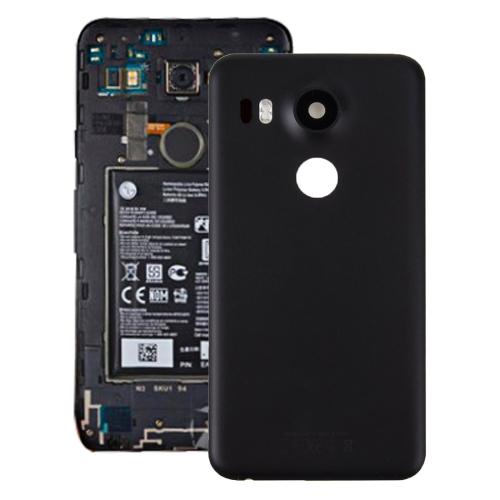 Buy iPartsBuy Battery Back Cover for Google Nexus 5X, Black for $8.86 in SUNSKY store