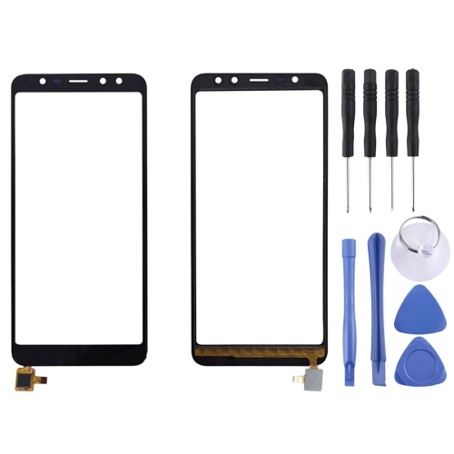 Touch Panel for LEAGOO M9(Black) leagoo m9 3g phablet