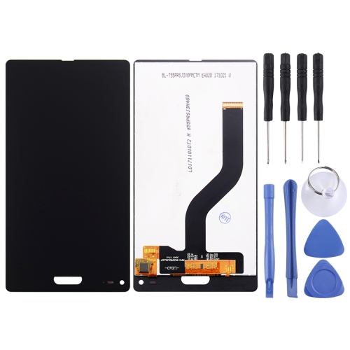 LCD Screen and Digitizer Full Assembly for Ulefone MIX(Black)