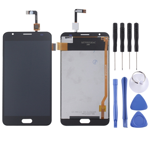 LCD Screen and Digitizer Full Assembly for Ulefone Power 2(Black)