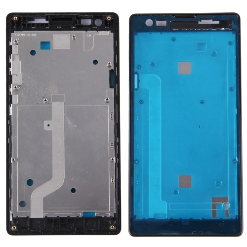 Buy iPartsBuy Xiaomi Redmi (3G Version) Front Housing LCD Frame Bezel, Black for $3.19 in SUNSKY store