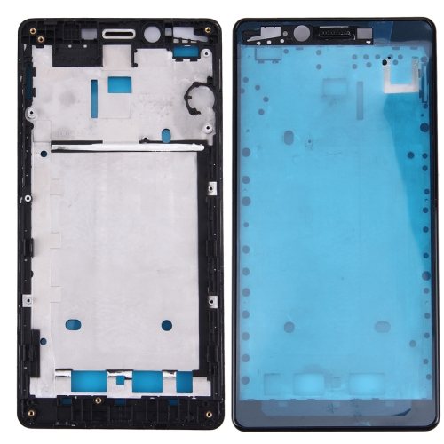 Buy iPartsBuy Xiaomi Redmi Note (3G Version) Front Housing LCD Frame Bezel, Black for $3.19 in SUNSKY store