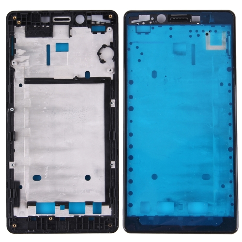 Buy iPartsBuy Xiaomi Redmi Note (4G Version) Front Housing LCD Frame Bezel, Black for $3.19 in SUNSKY store