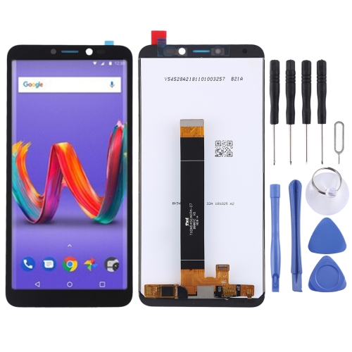 SUNSKY - LCD Screen and Digitizer Full Assembly for Wiko