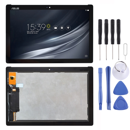 LCD Screen and Digitizer Full Assembly for Asus ZenPad 10 Z301M / Z301ML / Z301MFL / P028 (Black)