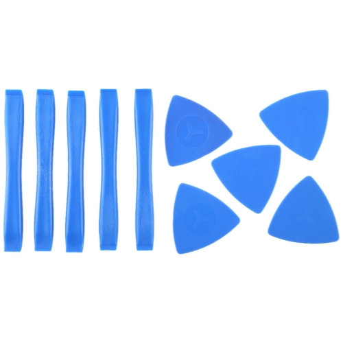 5 PCS Plastic Disassemble Spudgers + 5 PCS Plastic Triangle Prying Tool