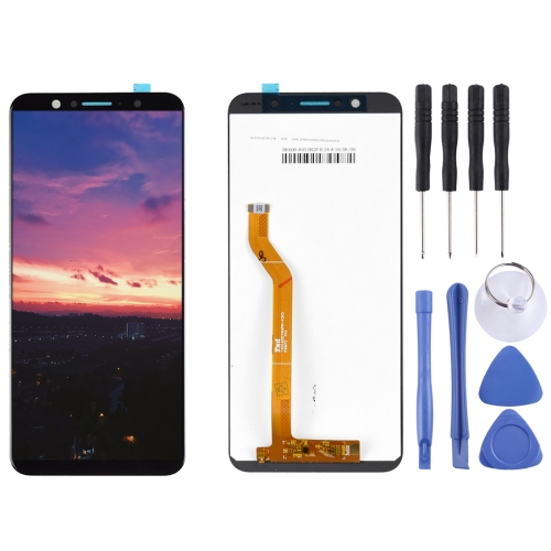 LCD Screen and Digitizer Full Assembly for Asus Zenfone Max Pro (M1) ZB601KL / ZB602KL (Black)