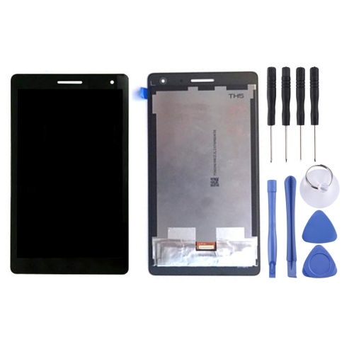 LCD Screen and Digitizer Full Assembly for Huawei Mediapad T3 7.0 (3G Version) (Black)