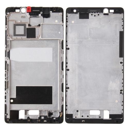 Huawei Mate 8 Front Housing LCD Frame Bezel Plate(Black)