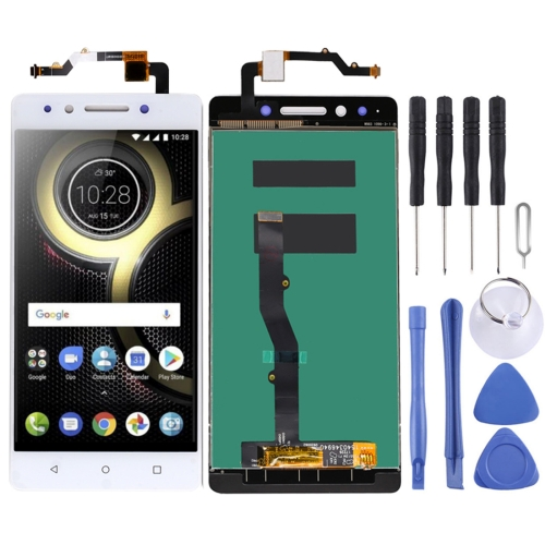 SUNSKY - LCD Screen and Digitizer Full Assembly for Lenovo K8 Note
