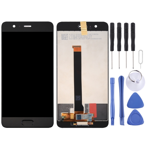 For Huawei P10 Plus LCD Screen and Digitizer Full Assembly(Black)