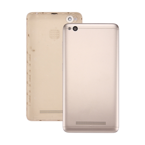 Xiaomi Redmi 4A Battery Back Cover(Gold)