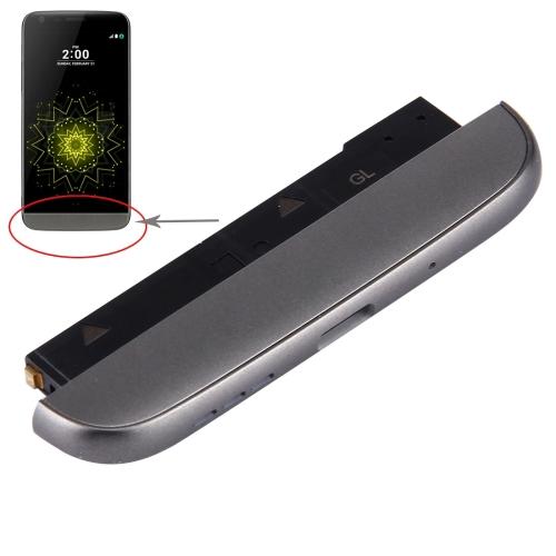 Buy iPartsBuy for LG G5 / VS987 (Charging Dock + Microphone + Speaker Ringer Buzzer) Module, Grey for $12.54 in SUNSKY store