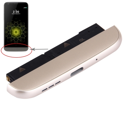 Buy iPartsBuy for LG G5 / VS987 (Charging Dock + Microphone + Speaker Ringer Buzzer) Module, Gold for $12.60 in SUNSKY store