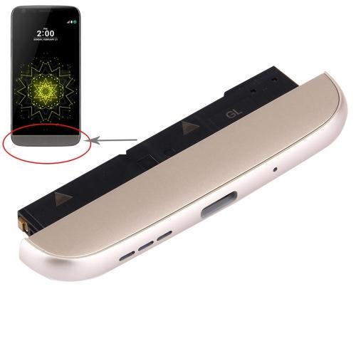 Buy iPartsBuy for LG G5 / F700L (Charging Dock + Microphone + Speaker Ringer Buzzer) Module, Gold for $12.54 in SUNSKY store