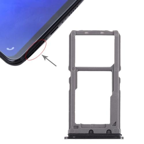 SUNSKY - SIM Card Tray + SIM Card Tray / Micro SD Card Tray for Vivo
