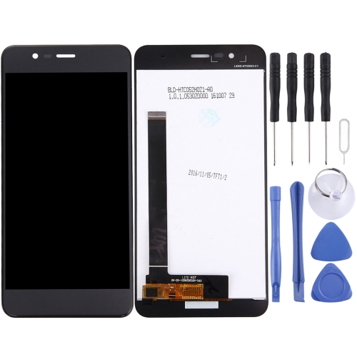 Asus ZenFone 3 Max / ZC520TL / X008D (038 Version) LCD Screen and Digitizer Full Assembly(Black)