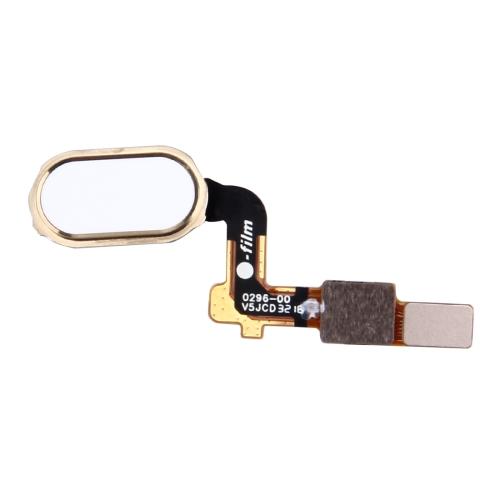 Buy iPartsBuy OPPO A59 / F1s Fingerprint Sensor Flex Cable, Gold for $2.17 in SUNSKY store
