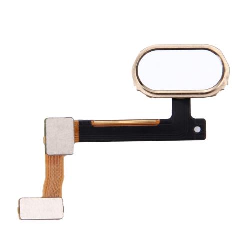Buy iPartsBuy OPPO R9 / F1 Plus & R9 Plus Fingerprint Sensor Flex Cable, Gold for $2.17 in SUNSKY store
