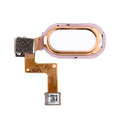 Buy iPartsBuy Vivo X7 Fingerprint Sensor Flex Cable (Rose Gold) for $2.18 in SUNSKY store