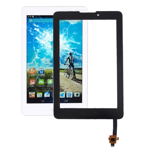 """Black 7/"""" Touchpad For Acer Iconia Tab7 A1-713 Touch screen panel Glass Lens"""