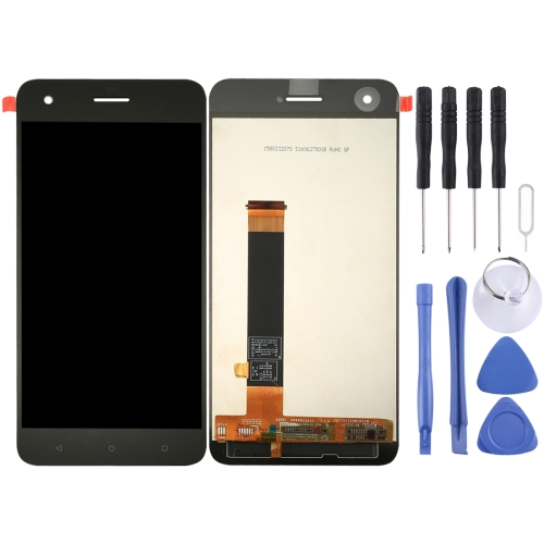LCD Screen and Digitizer Full Assembly for HTC Desire 10 Pro (Black)
