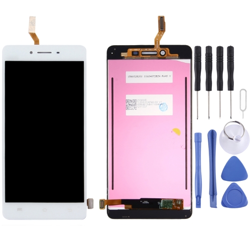 Vivo V3 Max LCD Screen and Digitizer Full Assembly(White)