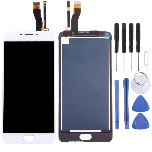 Meizu M5 Note / Meilan Note 5 LCD Screen and Digitizer Full Assembly(White)