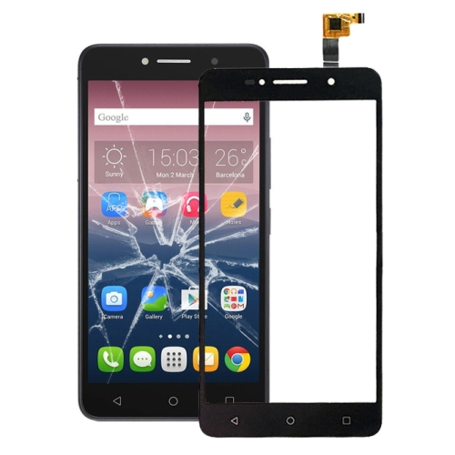 Touch Panel for Alcatel One Touch Pixi 4 6 3G / 8050 (Black)