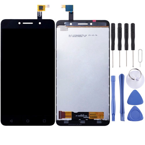 LCD Screen and Digitizer Full Assembly for Alcatel One Touch Pixi 4 6 3G / 8050 (Version: FPC6013-3)(Black)