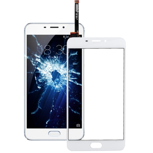 Buy iPartsBuy Meizu M3E / Meilan E Touch Screen Digitizer Assembly, White for $5.09 in SUNSKY store