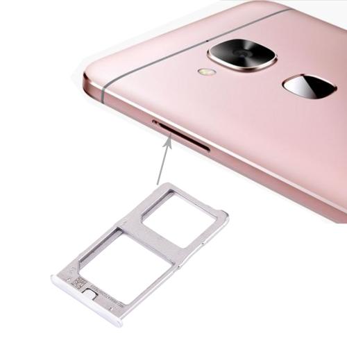 Letv Le Max / X900 SIM Card Tray(Silver)