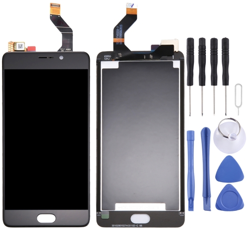 Buy iPartsBuy Meizu M6 Note / Meilan Note 6 LCD Screen + Touch Screen Digitizer Assembly, Black for $33.83 in SUNSKY store
