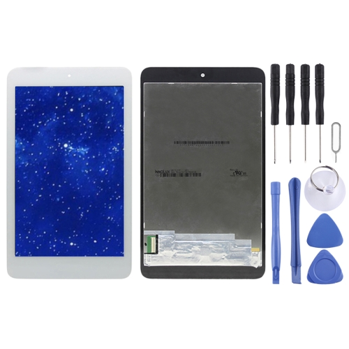 LCD Screen and Digitizer Full Assembly for Acer iconia one 7 b1-750(White)