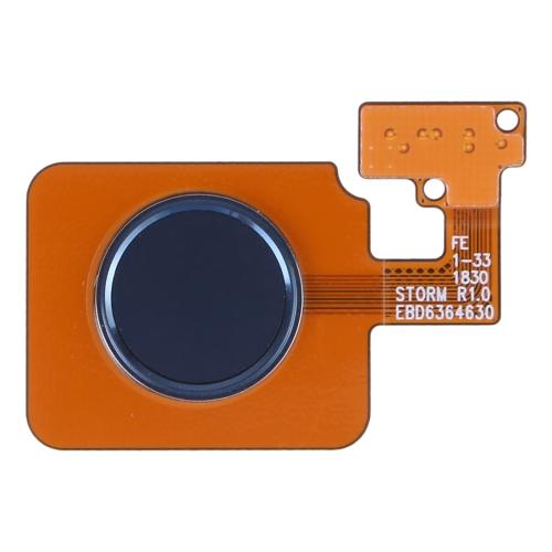 Fingerprint Sensor Flex Cable for LG V40 ThinQ V405QA7 V405 (Blue) фото