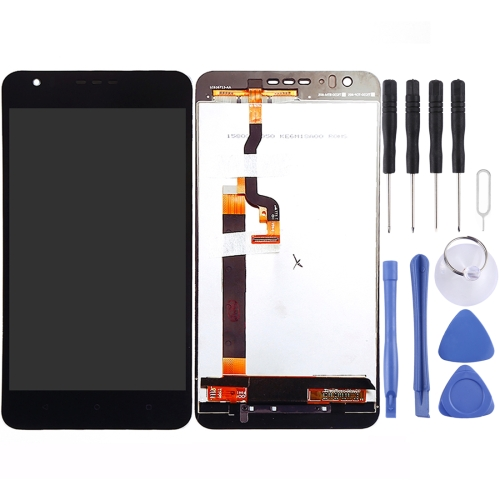 LCD Screen and Digitizer Full Assembly for HTC Desire 10 Lifestyle(Black)