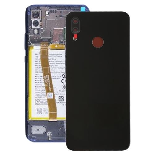 Back Cover with Camera Lens (Original) for Huawei P20 Lite / Nova 3e(Black)