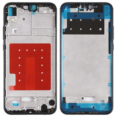 Front Housing LCD Frame Bezel for Huawei P20 Lite / Nova 3e(Black)