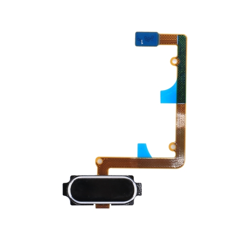 Home Button Flex Cable with Fingerprint Identification for Galaxy A5 (2016) / A510 (Black)