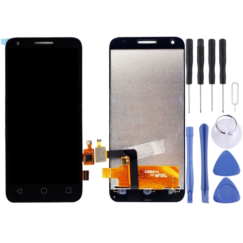 LCD Screen and Digitizer Full Assembly for Alcatel One Touch Pixi 3 4.5 / 5019 (Black)