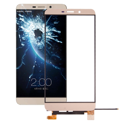 Letv Le Max / X900 Touch Panel(Gold)