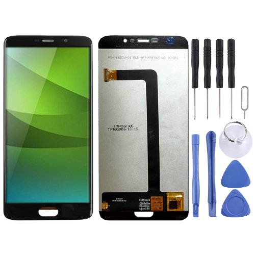 LCD Screen and Digitizer Full Assembly for Elephone S7 (Black)