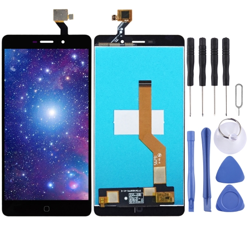 LCD Screen and Digitizer Full Assembly for Elephone P9000 (Black)