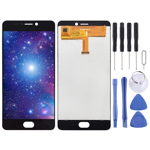 LCD Screen and Digitizer Full Assembly for Elephone P8 (2017) (Black)